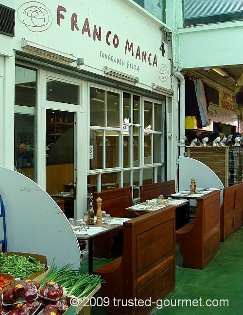 Pizzeria Franco Manca