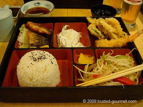 Bento box B
