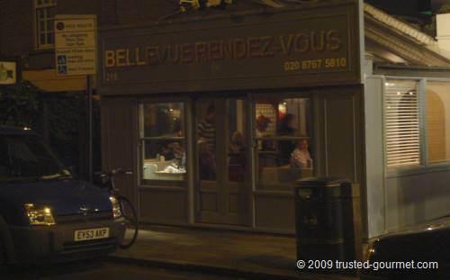 Restaurant Belle vue Rendez-vous