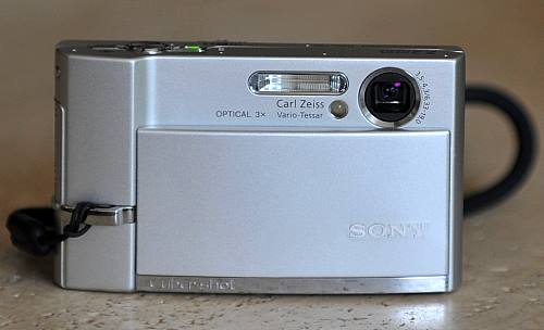 Sony Cyber-shot DSC-T30