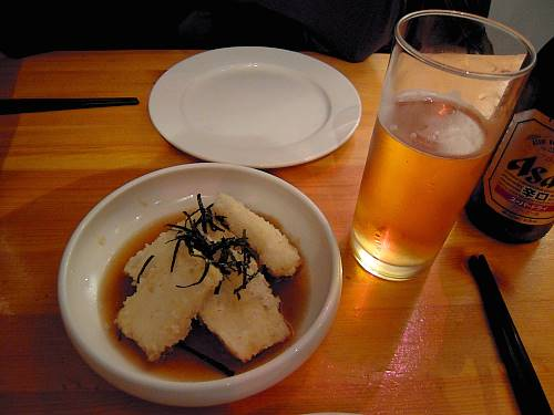 Age dashi tofu