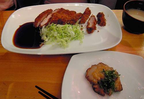 Tonkatsu