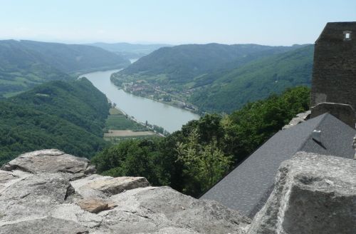 Outside Vienna, in Wachau area