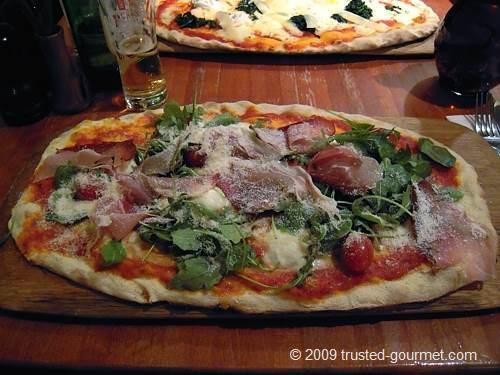 Pizza Trentino