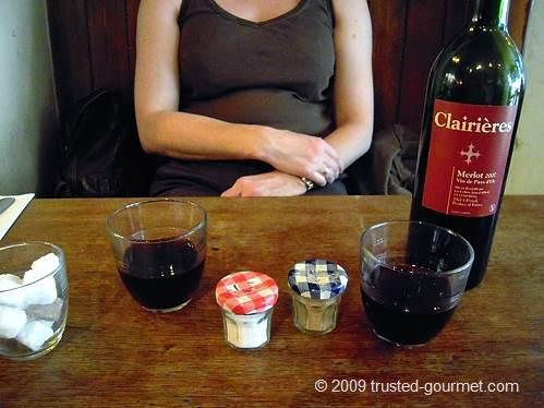 Clairières Merlot 2007