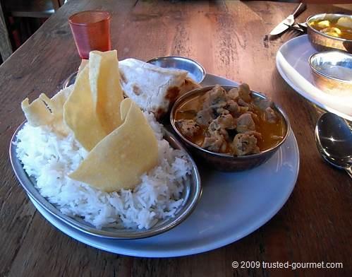Kerala coriander chicken