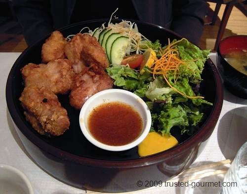 Chicken kara fry set