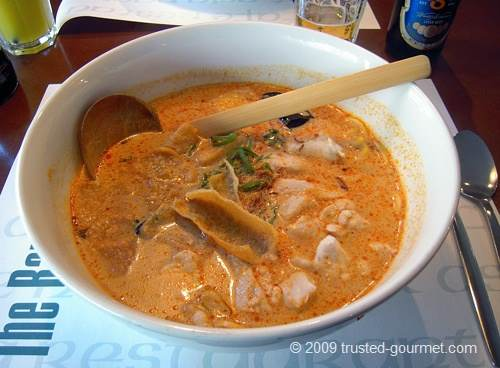 Ying Yang Laksa Noodles
