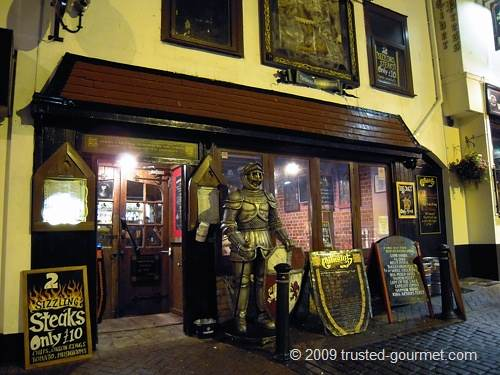 Camelot medieval restaurant