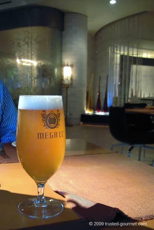 Mega CC beer