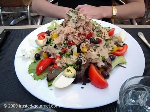 Big salade niçoise