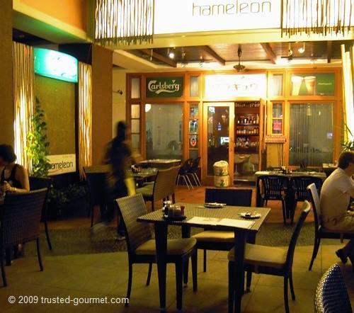 Chameleon Japanese restaurant