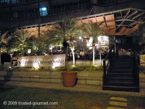 Z'en Japanese Cuisine in Singapore